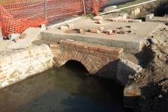 Ponte di mattoni - Il Parco della Vita